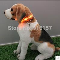 2015 New Waterproof Led Luminous Pets Collar Keep Your Dog Night Safety Led Cat & Dog Collar