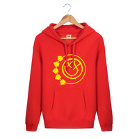 The latest version Spring and Winter Hoodie Sports and Leisure sweater Thick coat blink 182 Rock and Roll Band HOODY