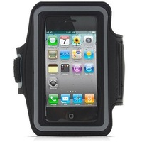 New Armband for iPhone Running SPORT GYM Armband for iPhone 4 4S Jogging Running Arm Band protective Mobile Phone Armband black