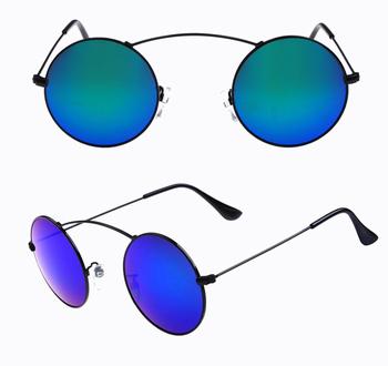 2015 новое поступление стимпанк женщины солнцезащитные очки покрытие объектива мужчины ...