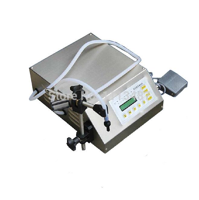 Brand New Digital Control Water Liquid Filling Machine Filler GFK-160 5-3500ml(China (Mainland))