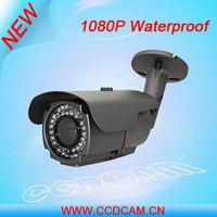 with Motion detection   2 Megapixel 1080P IR Waterproof IP  Camera