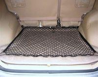 2015 HOT SALE 4 HOOK CAR TRUNK CARGO NET LUGGAGE MESH FOR VOLVO XC60 XC90 100X100CM