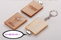 (100PCS)New Green Pproduct USB Memory Stick, Wood Book USB Drives Brand New Capacity Enough U Disk USB2.0 Flash Drive