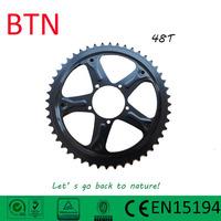 48T chain wheel for bafang/8fun mid drive motor