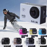 Original SJCAM SJ4000 Action Camera 30M Diving Full HD 1080P DVR Sport DV Waterproof 4X Zoom 170 Degree Wide Angle with Battery