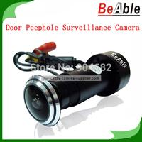 Free shipping Micro Camera VG-SO42ME Mini Size CCTV Peehole door Camera eye SONY CCD Surveillance Security System Hidden Camera