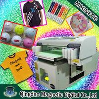 FCC A3 6 colors digital dtg printer for sale