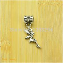 30 pcs Fashion Big Hole Loose Beads  European Angel Pendant Beads Fits Pandora Charms Bracelets & pendants diy Jewelry  CQ005