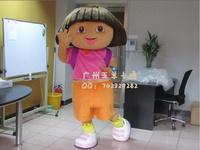 Lyrate dora cartoon clothes dora cartoon costumes doll clothes cartoon clothes