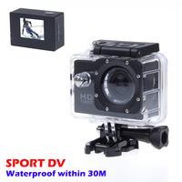 Free Shipping Action Camera Full HD DVR Sport DV Original SJ4000 Wifi 1080P Helmet Waterproof Camera Motor Mini DV