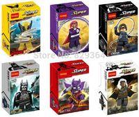 Decool Super heroes Avengers  Magneto Wolverine Mini figures Building block toys lego compatible 6pcs/lot