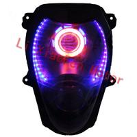 Free Shipping Headlight Head light For SUZUKI hayabusa GSXR1300 GSXR 1300 1999 2000 2001 02 03 04 05 06 07 Headlight head lamp