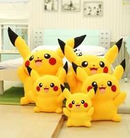 Free shipping Large 1.2M Pokemon Pikachu plush toy doll pillow doll doll birthday gift   Christmas Gifts