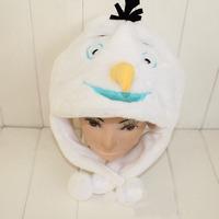 2014 New  Winter Frozen hat  cosplay Beanie skullies Cartoon Animal Hats for kids adult boys girls