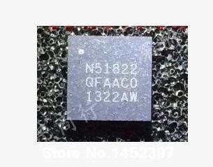 NRF51822-QFAA NRF51822 QFN48 in stock new and Original IC Free Shipping(China (Mainland))