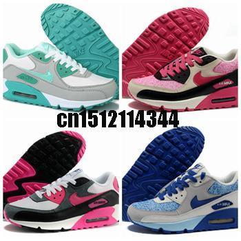 Nike Air Max 90 Mujer Blancas Aliexpress