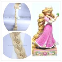 cosplay wig Long hair princess Long golden Enchanted wig  free shipping + free wig cap
