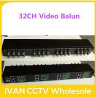 32CH Passive Video Baluns SLT-T3032NC Passive Video Baluns Video Baluns