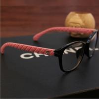 New Optical spectacles frames women Clear Lens eyewear frames brand C anti-radiation computer glasses men BLACK UV400 unisex