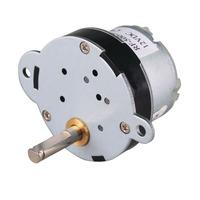 40mm 12V 30 RPM DC Electric Motor 2.0kg*cm Torque Brush Gear Motor for Electric Device 10pcs/Lot#DD208