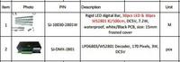 Rose's   LED PI for client on Nov.12th.2014
