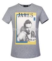 Men's T-shirt cotton - Hot Summer Dolc Men's Round Neck Collar Sport T-Shirt Tee Shirt  D4 james dean tshirt