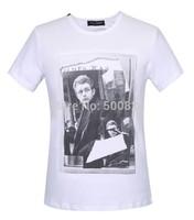 Men's T-shirt cotton - Hot Summer Dolc Men's Round Neck Collar Sport T-Shirt Tee Shirt  D5 james dean tshirt