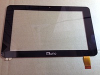 Free shipping 10pcs/lots Original new for Kurio Tablet MID Capacitive Touch screen Panel digitizer Glass 20130610B
