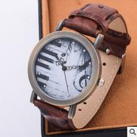 Geneva Skull Cartoon Man Women Business Watches Quartz Sports Dress Top Luxury Wristwatches 2014 New Fasion Clocks Top Brand