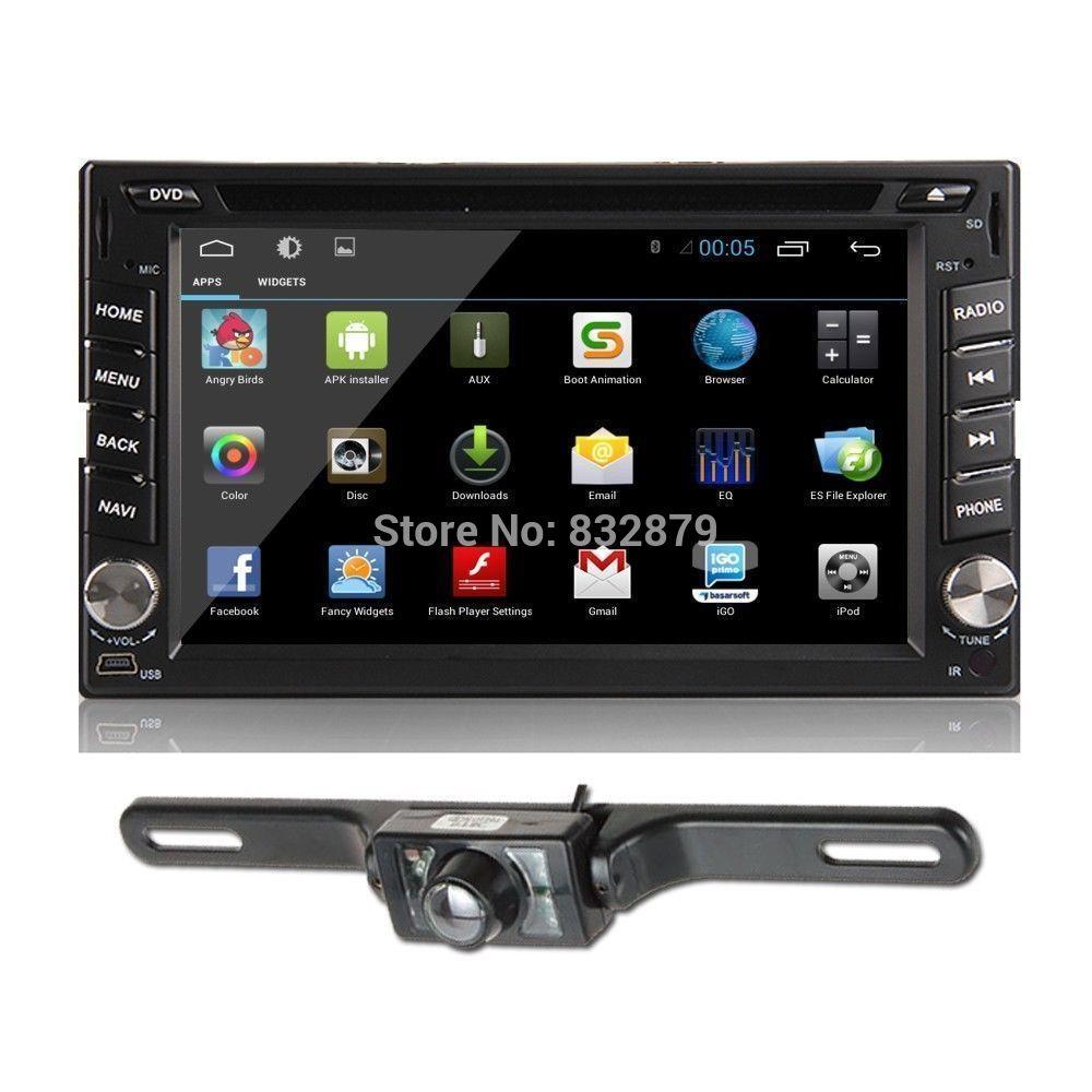 Android 4.2 Car DVD player Digital TV DVBT ISDB-T GPS Wifi 3G BT 2 DIN universal X-TRAIL Qashqai x trail juke for nissan TPMS(China (Mainland))