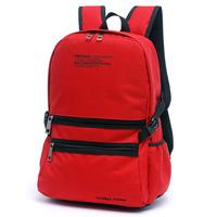 n tidal Institute wind man bag backpack female large capacity high school students leisure tourism Computer Backpack Bag
