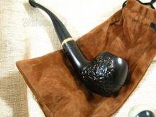 Y713 Xmas mens Gift  Wood Handmade Tobacco Smoking Pipe Cigarettes cigar man