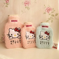 Hello Kitty Fall and Winter Water filling hot water bag super cute fashion hand warmer hot water bottle Exported Japan heater