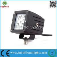 2.8 inch high intensity cree LED 4pcsX4w 16W off road truck lights 10-30V DC