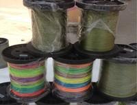 2000m\roll 8 strands pe dyneema braid fishing line 10lb-70lb fishing lure line