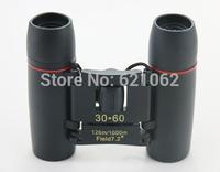 Hot Sell 30*60 Zoom Spotting Scope 126m/1000m Camping Travel Folding Binoculars Telescope