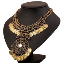 new design high quality jewelry fashion women color acrylic statement collar necklace jc Necklaces & Pendants