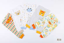 New Arrival 2015 Carter s baby boys girls 5pcs pack embroidered animals PP pants Baby pants