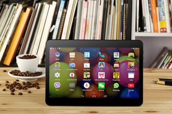 Оптовая продажа 10 дюймов WCDMA 3 г телефон планшет пк MTK6582 оперативной памяти 2 г / 32 г четырехъядерный процессор 3 г таблетки 1.5 ГГц андроид 4.4 GPS bluetooth 2 SIM карты