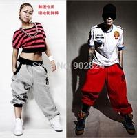 Mens Womens Casual Harem Baggy Hip Hop Dance Sport Sweat Pants Trousers Slacks fashion DR136