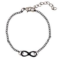 New Fashion jewelry gold plated Infinity choker Hand catenary for women wholesale LACKINGONE