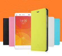 New Fashion Protector Cover for Xiaomi/MIUI 4 Ultrathin Primary Color Case