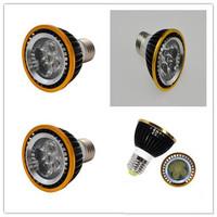 HOT SALE !4pcs/lot Free shipping E27 PAR20 Dimmable 12W LED Bulbs Lamp 110v-240v Spot Light Black High Brightness CE Rohs