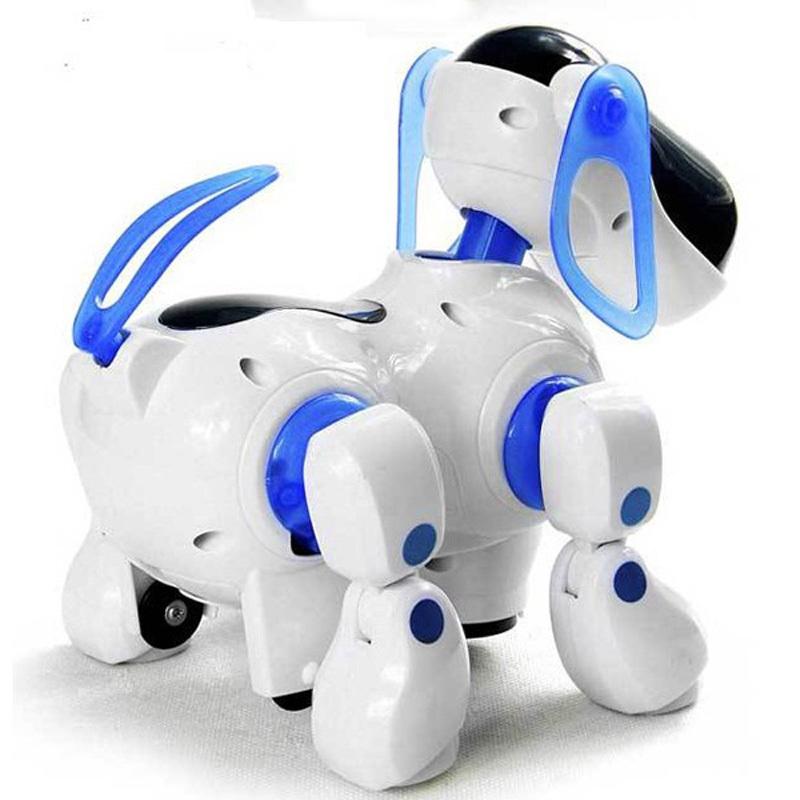 Электрическая собака игрушка