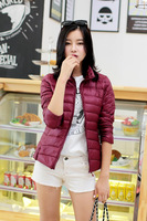 sally she DOO-62 lady Advanced Lightweight Down Jackets 2015 new winter coat candy-colored jacket women down jacket big size 3XL