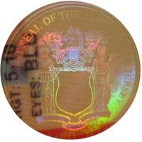 custom original design hologram film