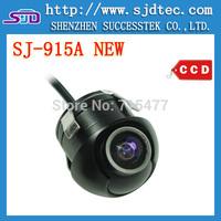 140 Degree CCD Waterproof Night Vision Car Rear View Camera for 420 TV Lines NTSC / PAL