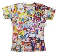 Hot sale New fashion 2014 Mens/Womens Short Sleeve Totally 90s 3D Fun T-shirt Women Men Tops T-shirt S M L XL XXL