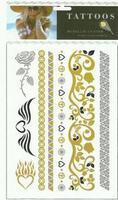 Professional body tattoo sticker supplier, alibaba tattoo supplier, flash tattoo sticker new design, 9pcs a lot  free shipping